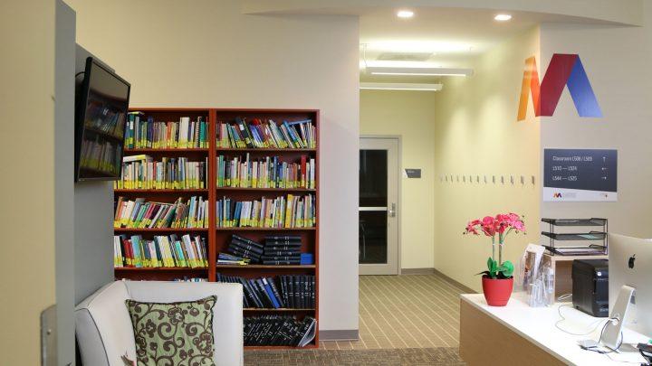 MacPherson Institute Lobby