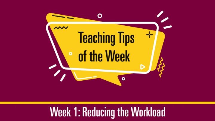 Teaching Tips graphic