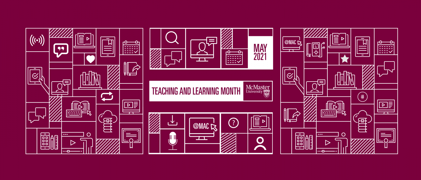 Teaching and Learning Month Banner