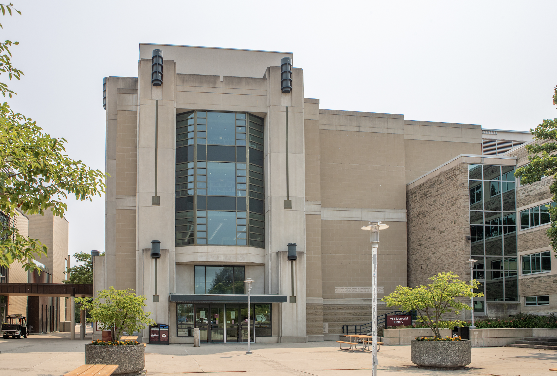 mills library